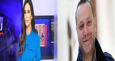 """بعد مخالطتها بسام أبو زيد... هل أصيبت جويل بو يونس بـ""""كورونا""""؟ image"""