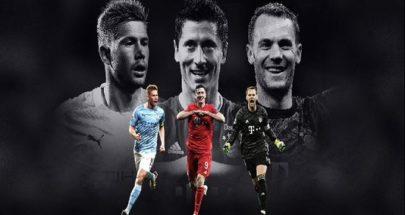"""لأول مرة منذ 2010 """"أفضل لاعب في أوروبا """" من دون رونالدو وميسي image"""