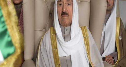 وفاة أمير الكويت الشيخ صباح الأحمد الجابر الصباح image