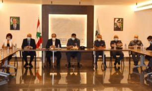 توصيات صادرة عن لجنة الطوارىء لرفع حالة التأهّب في السجون اللبنانيّة image