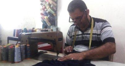 الخياطة: مهنة ينعشها الفقر... إصلاح وترقيع بدلاً من الجديدة image