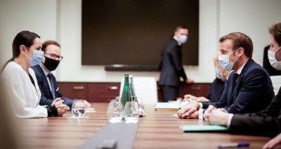 الكرملين يعلق على لقاء ماكرون وزعيمة المعارضة البيلاروسية image
