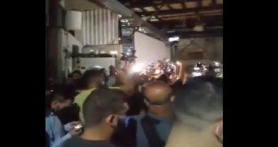 جولة في معمل الغاز في الجناح.. حزب الله يرد على مزاعم نتنياهو: لا صورايخ image