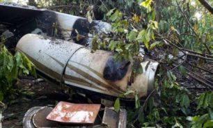4 قتلى في تحطم طائرة لتهريب المخدرات في غواتيمالا image