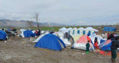 مهاجرون ينصبون خياما في صربيا ويستعدون لعبور الحدود إلى غرب أوروبا image