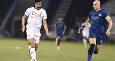 النصر السعودي يتعادل مع السد القطري ويتأهل لدور الـ16 في دروي أبطال آسيا image