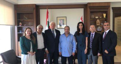 الكعكي: لرجالات يعيدون لبنان الى عهد الازدهار image