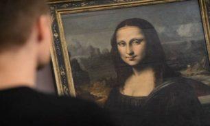 كاميرا عالية التقنية تكتشف تفاصيل خفية للموناليزا image