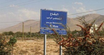 رئيس بلدية القاع: نشهد محاولات للاستيلاء على الاراضي image