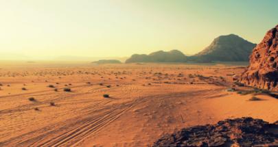 """حل لغز """"دوائر خيالية"""" ظهرت في الصحراء الإفريقية image"""
