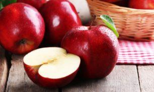 بلدية جاج أمنت للمزارعين بيع التفاح المضروب image