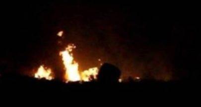 6 صواريخ على مطار أربيل image