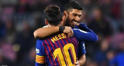 أتلتيكو مدريد يغازل ميسي: مرحبا بك إن أردت الانضمام لصديقك image
