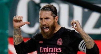 ريال مدريد يعود من بعيد ويحقق فوزاً مجنوناً على ريال بيتيس image
