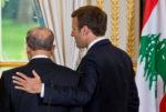تغيير ادارة لبنان لدى فرنسا... image