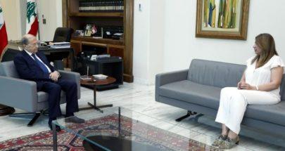 مسألة اكتظاظ السجون... بين الرئيس عون ووزيرة العدل image