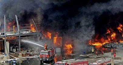 حريق المرفأ... إهمال مستدام وأخطار اضافية image