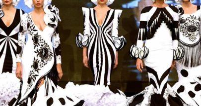 بالفيديو: كورونا يجبر دارا شهيرة على إقامة عرض أزياء استثنائي image