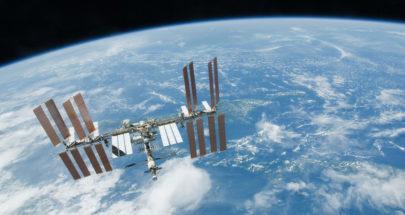 رصد تسرب هواء في محطة الفضاء الدولية image