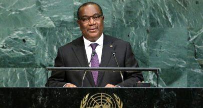 استقالة رئيس وزراء توغو وحكومته image