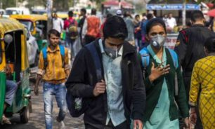 اجمالي عدد الإصابات بفيروس كورونا في الهند يتجاوز 6 ملايين image