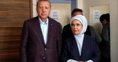 عقيلة أردوغان مطالبة بالتخلي عن حقائبها اليدوية الفرنسية image