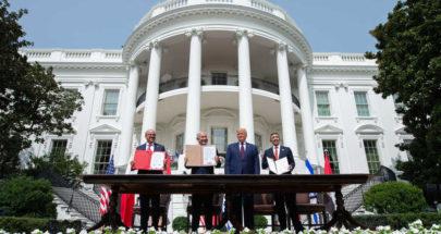"""أربع دول """"تنتظر نتيجة الانتخابات الأميركية"""" لإبرام سلام مع إسرائيل image"""