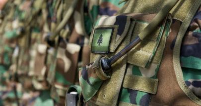 الجيش نفذ عمليات دهم في بعلبك بحثا عن مطلقي النار image