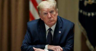 في 3 كلمات.. ترامب يعلق على إصابة بايدن image