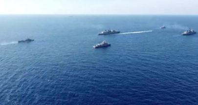 سفينة يونانية تطرد سفينة التنقيب التركية من المياه المشتركة! image