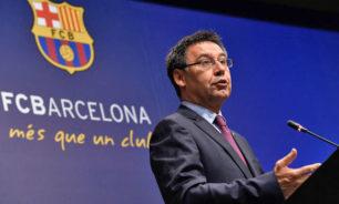 رئيس نادي برشلونة بارتوميو يستقيل من منصبه image