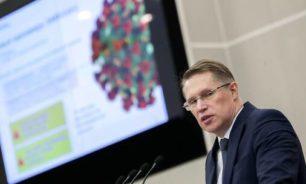 وزير الصحة الروسي يدخل الحجر الصحي image