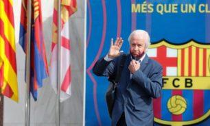 تعيين كارليس توسكيتس رئيسا مؤقتا لبرشلونة خلفا لبارتوميو image