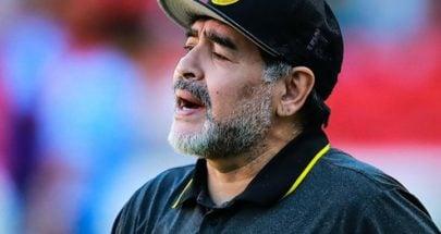 """""""تحقيق في وفاة مارادونا""""... سكتة قلبية أم إهمال؟ image"""
