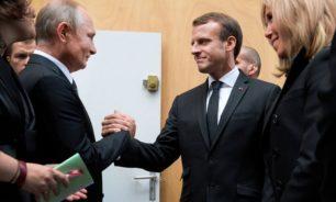 مصادر: روسيا تنسق لتعاون أمني بين فرنسا والأسد image