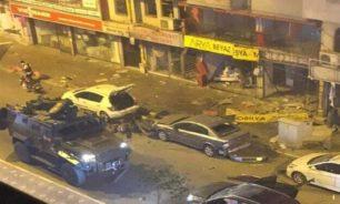 """إنفجار في """"هاتاي"""" التركية image"""