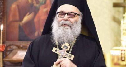 يازجي التقى أساقفة الدار البطريركية وكهنة دمشق وريفها image