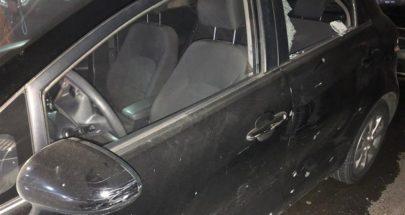 على طريق دورس بعلبك... رئيس جمعية تجار بعلبك يتعرض للسرقة واطلاق النار image