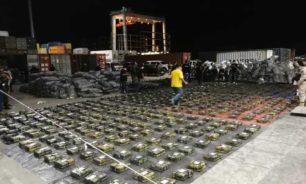 ضبط كمية قياسية من الكوكايين في الباراغواي.. كانت في طريقها الى اسرائيل image