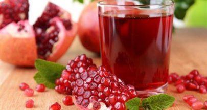 عصير الرمّان يخفض نسبة سكر الدم image