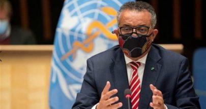 الصحة العالمية عن كورونا: الأشهر القليلة القادمة صعبة جدا image