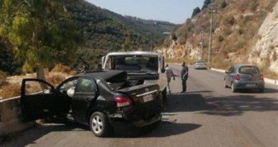 قتيلة في حادث سير image