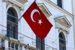 تظاهرة أمام السفارة التركية... إحراق صورة لاردوغان ورشق القوى الامنية بالمفرقعات image