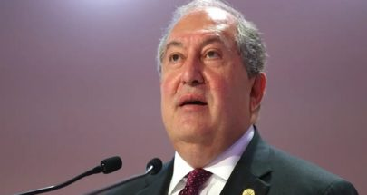 رئيس أرمينيا: نخوض حربا ضد إرهاب دولي تدعمه تركيا image