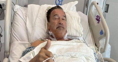 شوارزنيغر يجري جراحة أخرى في القلب image