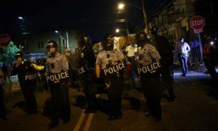 ضبط سيارة محملة بالديناميت في فيلادلفيا مع استمرار أعمال الشغب لليلة الثالثة image