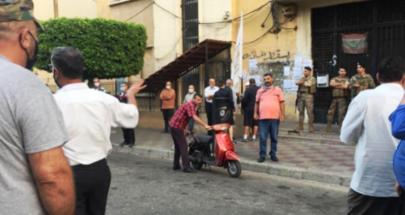 اعتصام للعسكريين المتقاعدين في طرابلس image