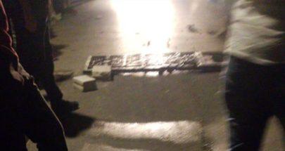 بالفيديو: إشكال وتكسير فصيلة سير الضنية على خلفية توقيف أحد الشبان image