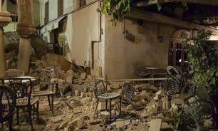 زلزال عنيف يضرب تركيا... إنهيار مبان وقتلى وجرحى image