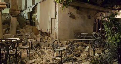"""زلزال عنيف يضرب تركيا... """"تسونامي"""" وإنهيار مبان وقتلى وجرحى image"""